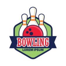 Bowling Vector Logo images