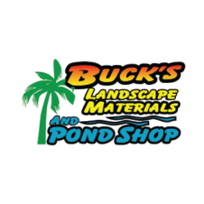 Bucks Landscaping Logo Vector images