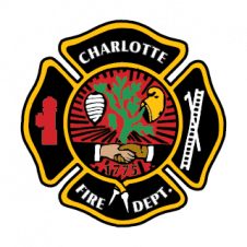 Charlotte Fire Department Vector Logo images