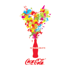 Coca cola  Vector Logo Design images