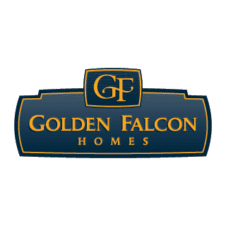 Golden Falcon Homes Vector Logo images