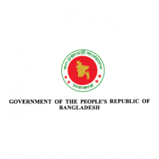Government of the people's republic of Bangladesh Vector Logo images