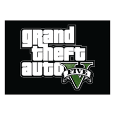 Grand Theft Auto 5 Vector Logo images