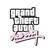 Grand Theft Auto Vice City Vector Logo images
