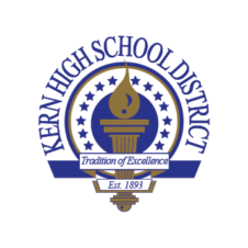 Kern High School District Seal Vector Logo images
