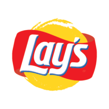 Lays Chips Vector Logo images