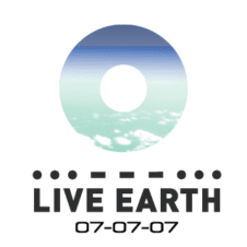 Live Earth Concert Logo Vector images