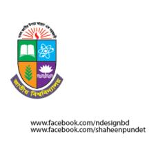 National University of Bangladesh Vector Logo images