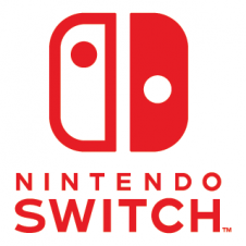 Nintendo Switch Logo Vector images