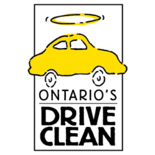 Ontario's Drive Clean Logo Vector images