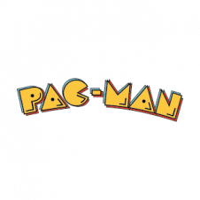 Pac-Man Vector Logo images