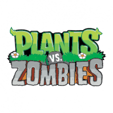 Plants vs Zombies Logo Vector images