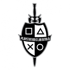 Playstation Club Bitola Logo Vector images