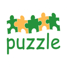 Puzzle Vector Logo images