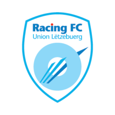 Racing FC Union Luxembourg Logo Vector images