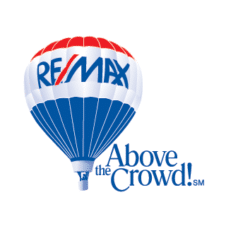 Remax above the crowd Vector Logo images