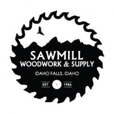 Sawing Mill Logo images