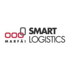 Smart Logistics Vector Logo images