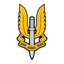 Special Air Service SAS Vector Logo images