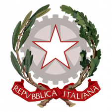 Stemma repubblica italiana Vector Logo images