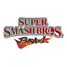 Super Smash Bros. Brawl Logo Vectors images