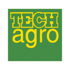 TechAgro Logo Vector images