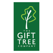 The Gift Tree Company Logo Vector images