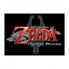 The legend of zelda twilight princess Vector Logo images