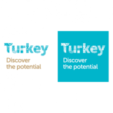 Turkey Türkiye Vector Logo images