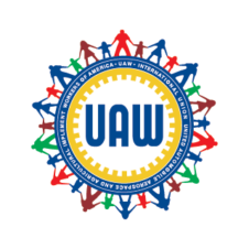 UAW Logo Vector images