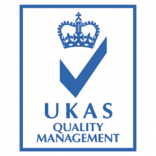 UKAS Quality Management Vector Logo images
