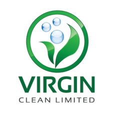 Virgin Cleaning Limited Logo Vector images