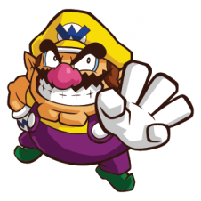 Wario Land Vector Logo images