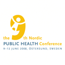 9th Nordic Public Health Conference Östersund Logo Vector images