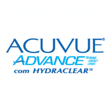 Acuvue advance Vector Logo images