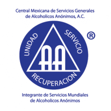 Alcoholicos Anonimos Central Mexicana Vector Logo images