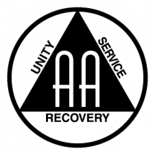 Alcoholics Anonymous Vector Logo images