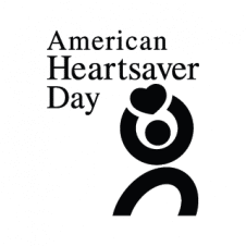 American Heartsaver Day Vector Logos images