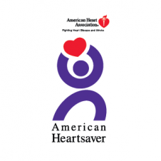 American Heartsaver Day Vector Logo images