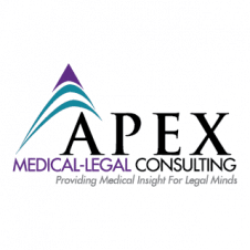 Apex Medical-Legal Consulting Vector Logo images