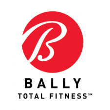 Bally Total Fitness Vector Logo images
