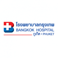 Bangkok Hospital Phuket Logo Vectors images