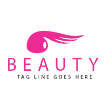 Beauty Hair Logo Vector images