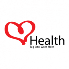 Best Health Centers World Logo Design images