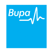 Bupa Vector Logo images
