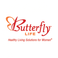 Butterfly Life Vector Logo images