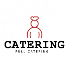 Catering Business Logo Vector images