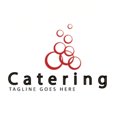 Catering Company Logo Vector images