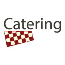 Catering International Services Logo Vector images