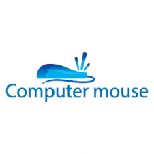 Computer Mouse Vector Logo images